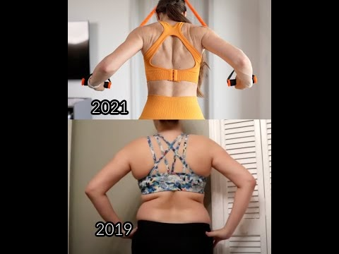 Mis Ejercicios Para Perder Grasa de la Espalda | Aitza Fitness #shorts
