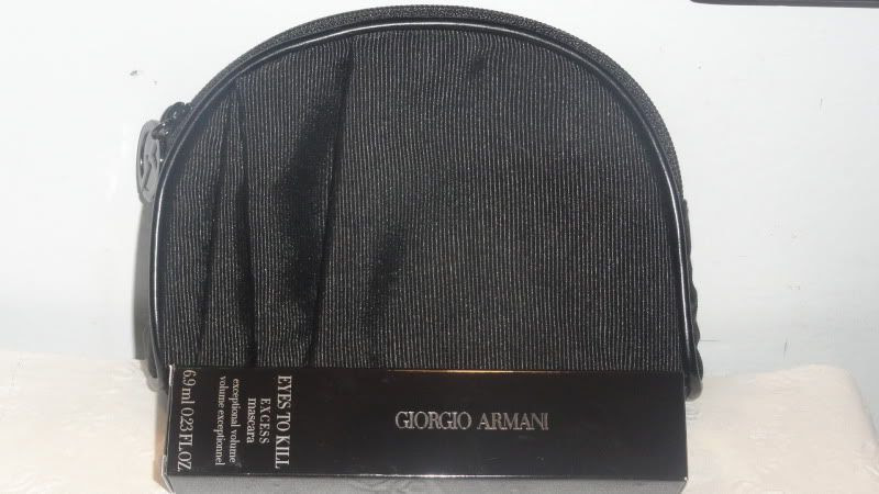 Adventures in Makeup Giveaway: Armani Eyes to Kill Excess in Night Violet