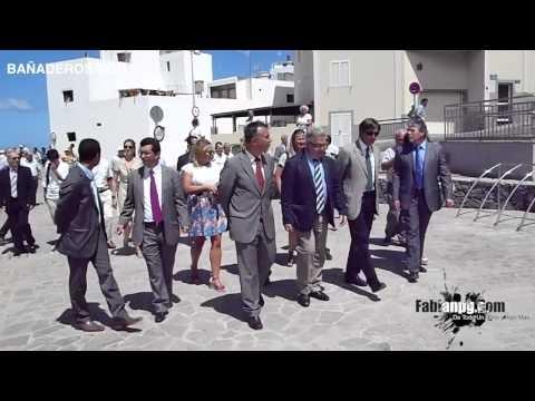 Video Inauguración del Paseo Marítimo los Charcones