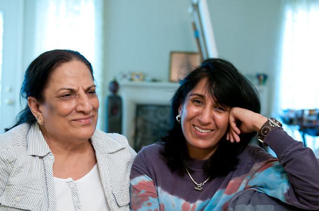 Ambi-Auntie & Monica