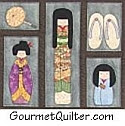 Visit the GourmetQuilter, because quilting is delicious!