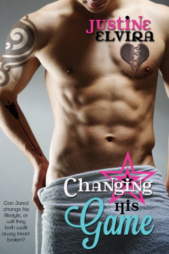 Changing His Game by Justine Elvira