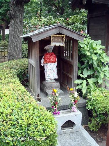 small shrine by Alex Carbune