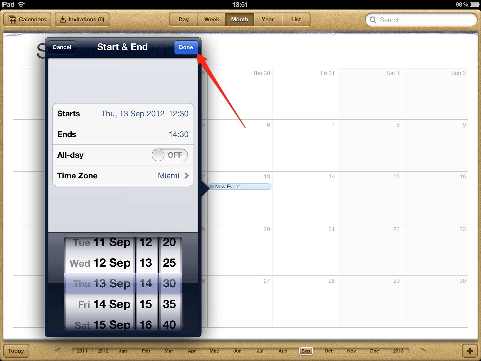 6 Ways to Add Events to the iPad Calendar App wikiHow
