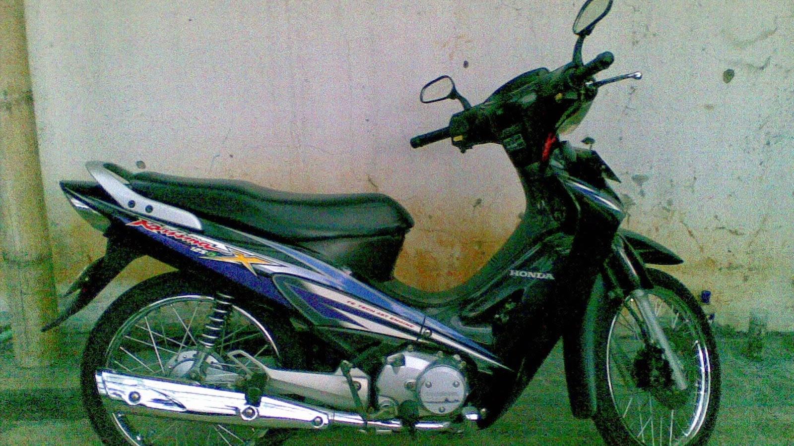 Modifikasi Motor Honda Karisma 125 Kumpulan Modifikasi Motor