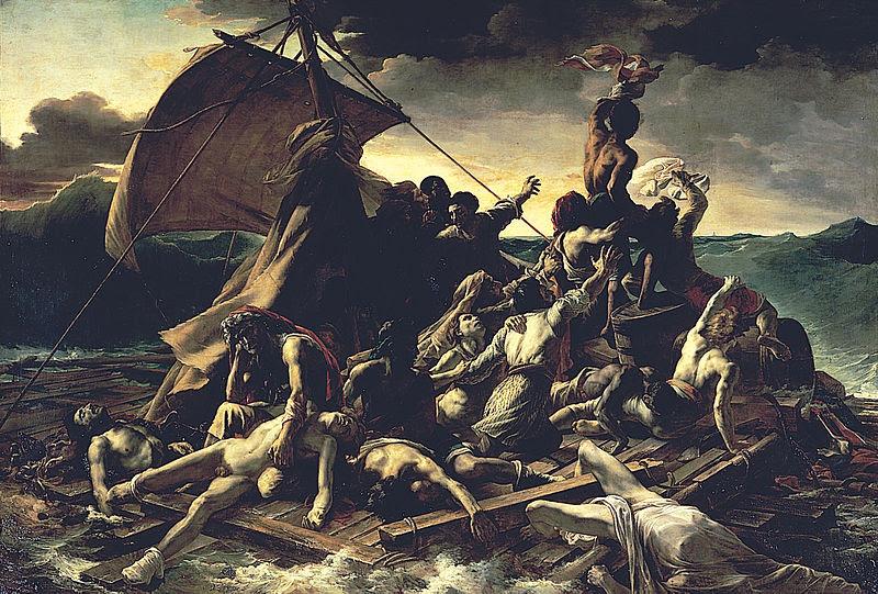 Obras do Francês Théodore Géricault