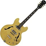 Epiphone Inspired by Lennon Revolution Casino Electric Guitar, Lennon Natural