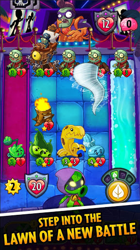 hack Plants vs. Zombies Heroes v1.28.1