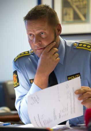 <p>SJEF: Politiinspektør Einar Aas leder Seksjonen for organisert kriminalitet i Oslo politidistrikt.<br/></p>