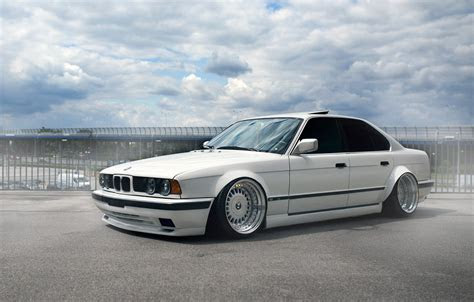 wallpaper tuning bmw bmw white white tuning stance   images  desktop section