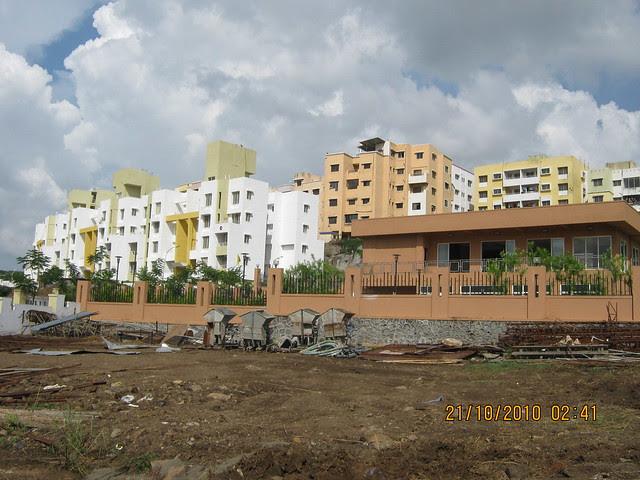 Nirman Viva 1 BHK & 2 BHK Flats at Ambegaon Budruk, Katraj, Pune -  IMG_3670