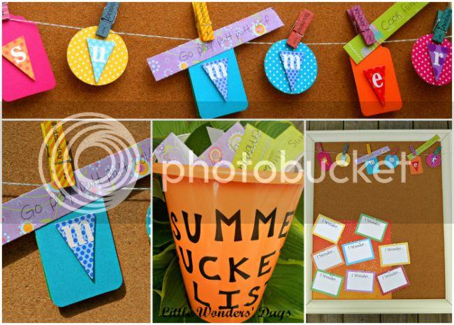 summer bucket list activities for kids
