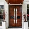 Kumpulan Gambar Pintu Depan Rumah Minimalis Modern