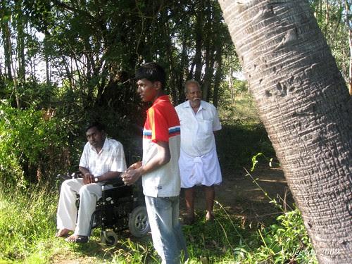 M village visit