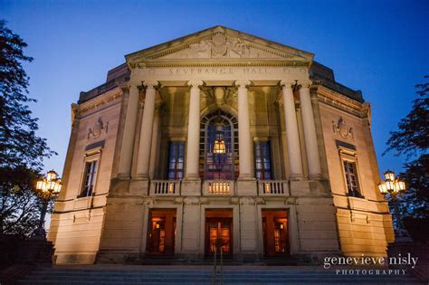 Severance Hall   Cleveland Wedding Location Spotlight