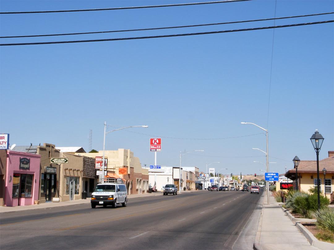 Resultado de imagen de Benson (Arizona)