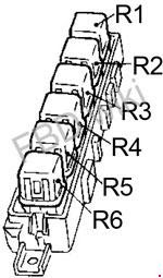 1992 Nissan Sentra Fuse Box Relay Wiring Diagram Engine Engine Graniantichiumbri It