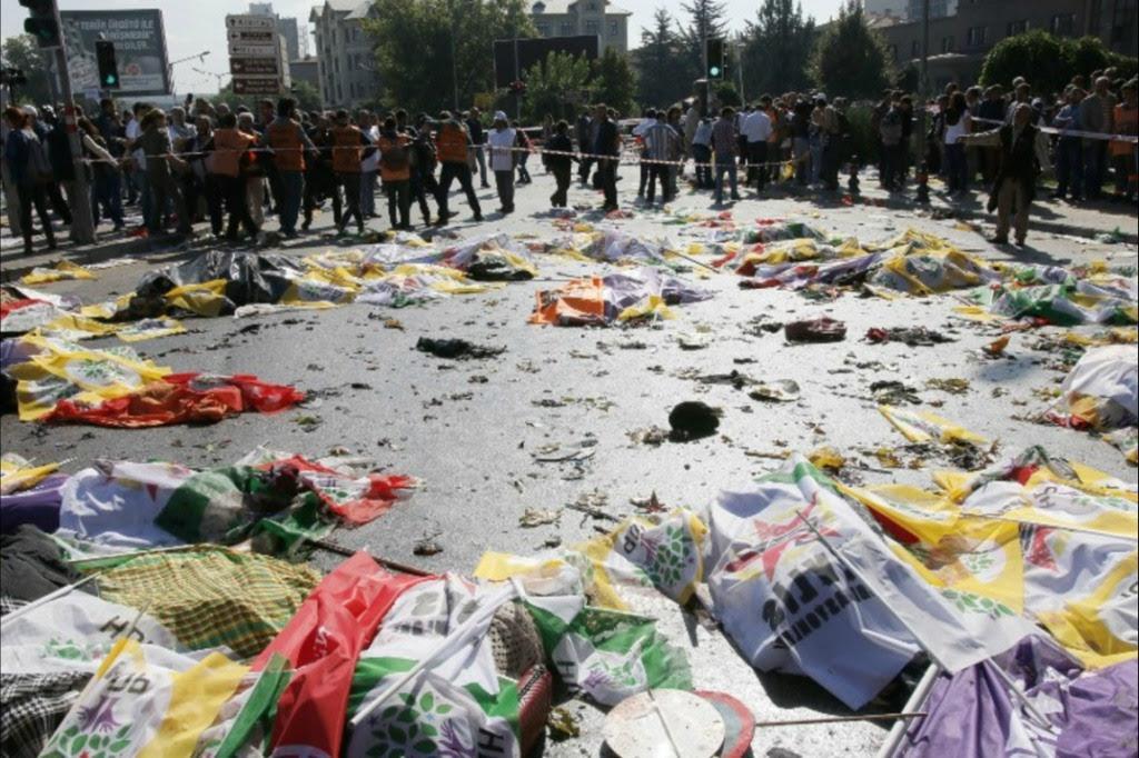 Атака террористов в Турции 3