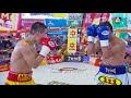 Pinoy Edison Berwela upsets formerly undefeated Thiranan Matsali of Thailand via 6th round KO