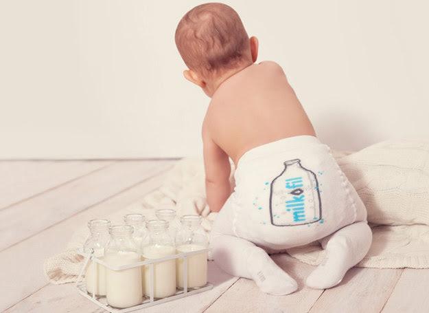 Rajstopki Milkofil wykonane z naturalnej, mlecznej przędzy oraz Tencel stworzone z masy celulozowej. /INTERIA.PL/materiały prasowe