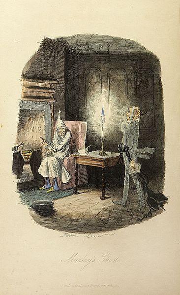 File:Marley's Ghost John Leech, 1843.jpg