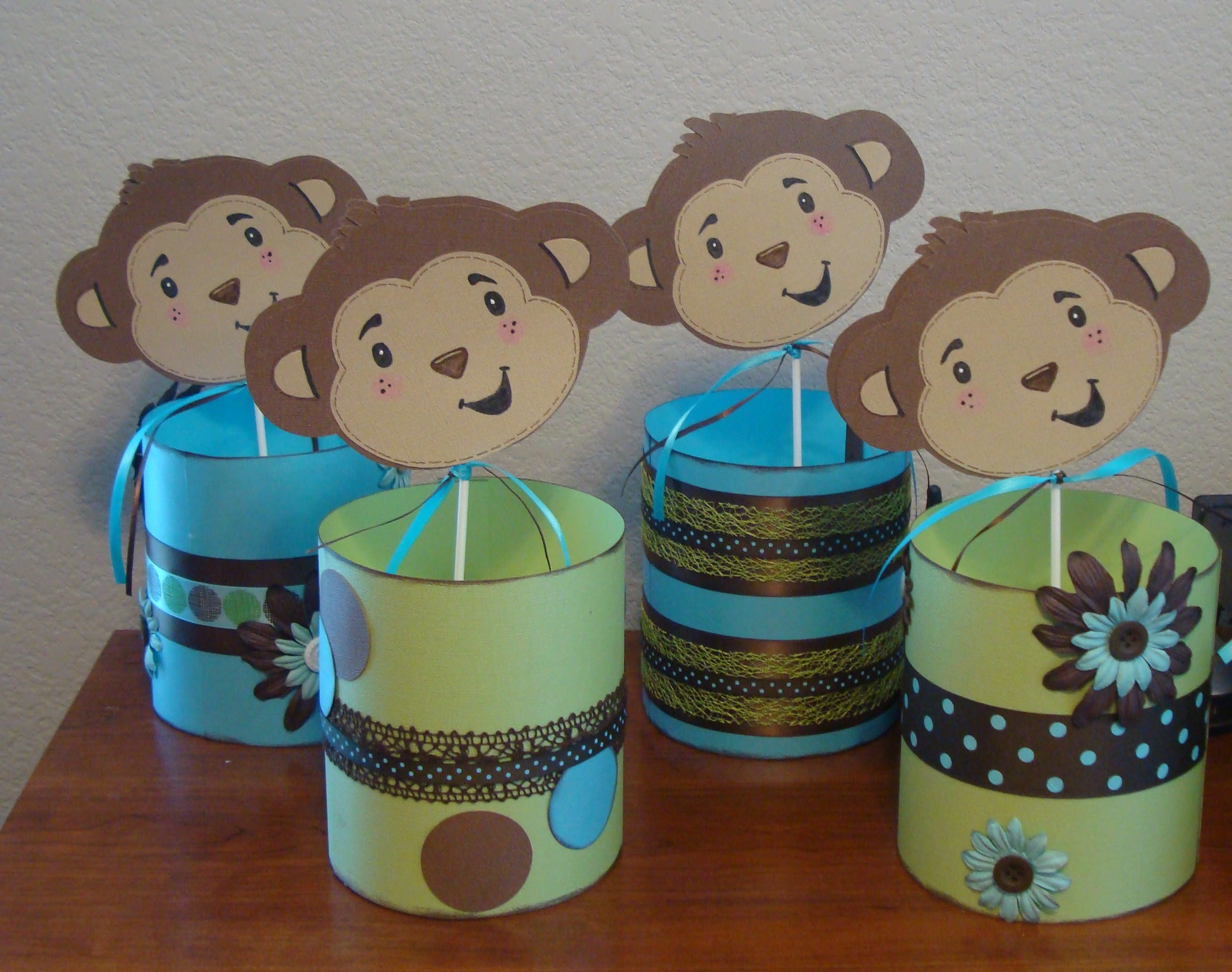 Baby Shower Food Ideas Baby Shower Centerpiece Ideas Monkey Theme
