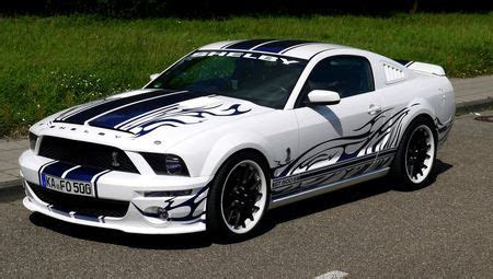ford mustang shelby gt von whitesnake tuning