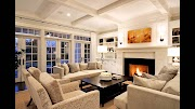 Trends For Living Room Design With Fireplace And Tv Photos