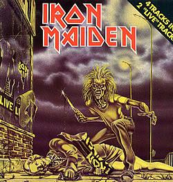 """όταν ο Εddie των Iron Maiden """"σκότωνε"""" τη Θάτσερ καιρό πριν το 2013"""