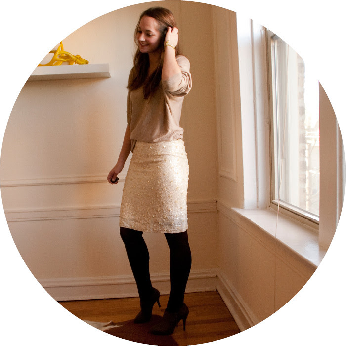 dash dot dotty, sequin skirt, white sequin pencil skirt, j.crew skirt, white and tan, light neutrals, leopard print tights, holiday looks, what to wear, holiday cocktail party, ootd, outfit blog, christmasy outfits