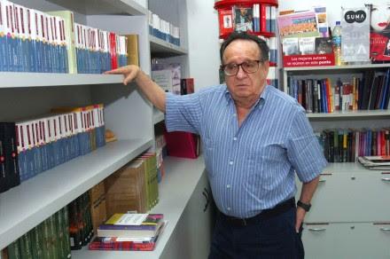Roberto Gómez Bolaños en un retrato de 2006. Foto: Eduardo Miranda