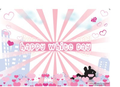 Of Happy White Day Card