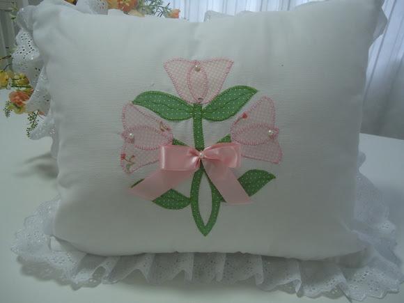 Almofada Floral Giovana