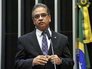 O deputado Ronaldo Fonseca, escolhido para relatar recurso de Cunha na CCJ (Foto: Luis Macedo/Câmara dos Deputados)