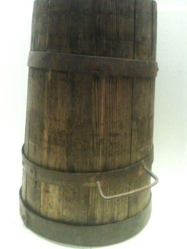 Old Wooden Barrels Antiques Ebay