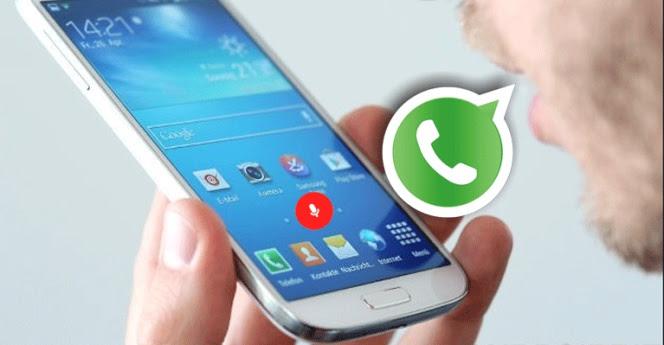Google Now ya permite dictar mensajes a WhatsApp
