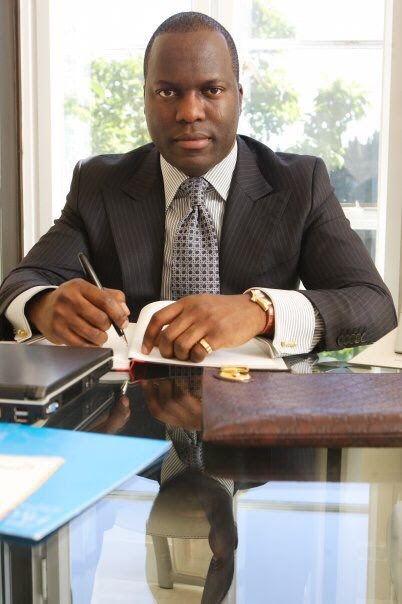 Sholaye Jeremi, Linda Ikeji's baby daddy