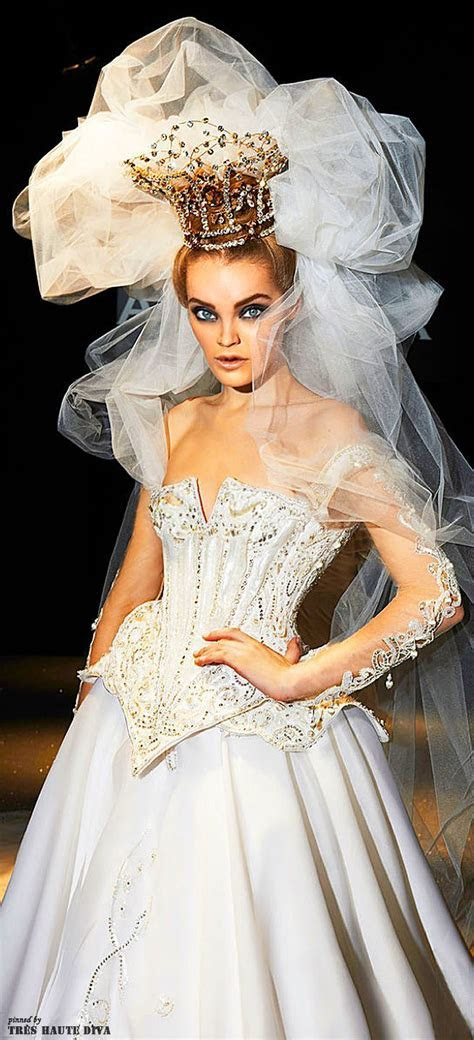 Robert Abi Nader White Bridal Gowns Collection ? Designers