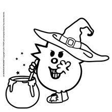 Dibujos Para Colorear Doña Terror Eshellokidscom