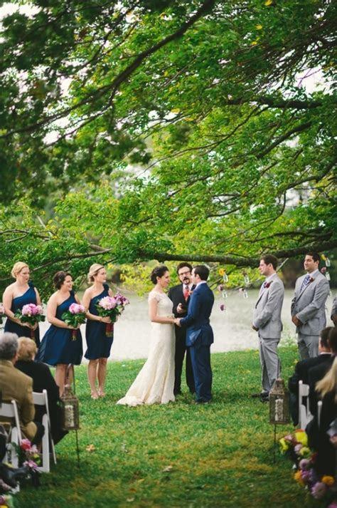Rainy Maryland Wedding at Woodlawn Farm