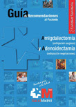 Recomendaciones Pacientes. Amigadalectomía y adenoidectomía