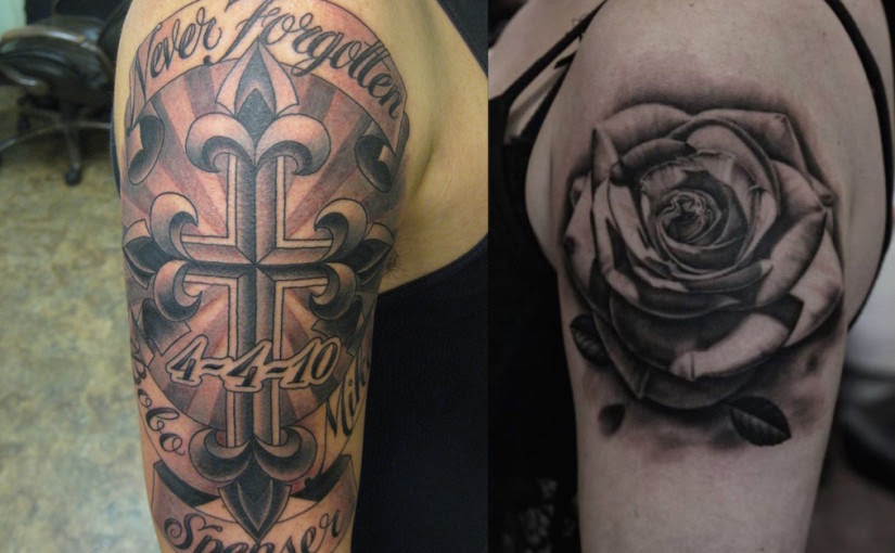 20 Best Black And Grey Tattoos Feed Inspiration