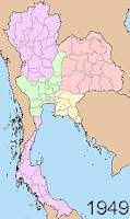 Regions as of 1949