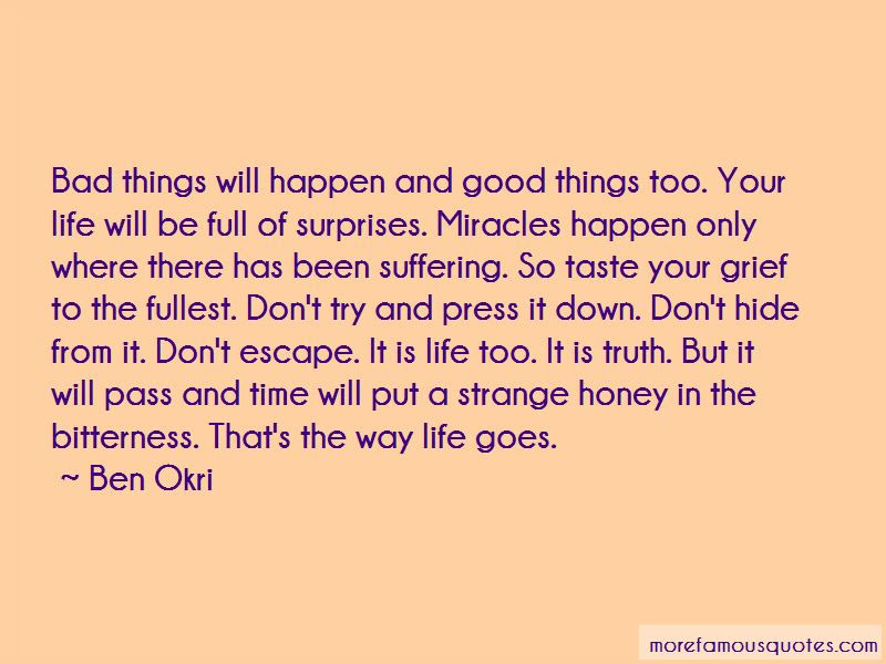 Quotes About Good Surprises In Life Top 13 Good Surprises In Life