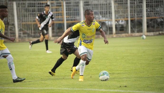Marcos Aurélio, Luverdense (Foto: Maico Gaúcho/Luverdense EC)