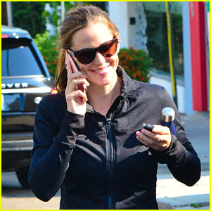 Jennifer Garner Emerges Amid Reports That She 'Confronted' Lindsay Shookus