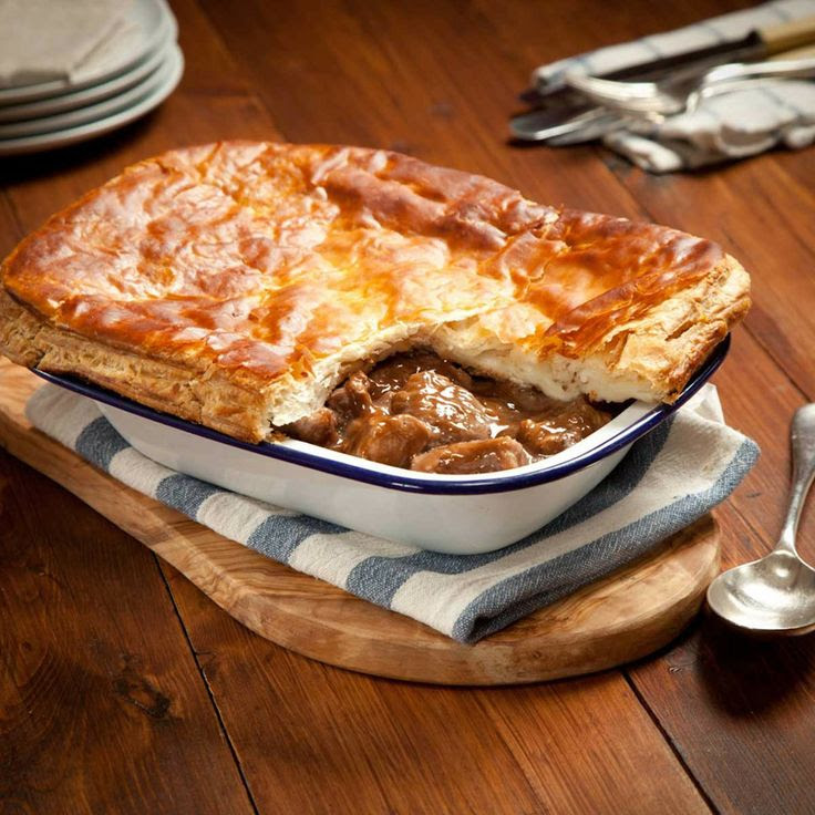 Steak Pie | Scottish Recipes | Pinterest