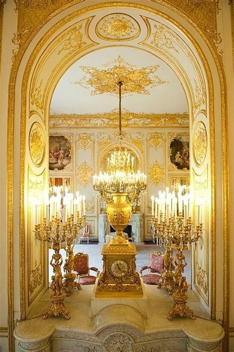 Hotel de Lassay Paris   Salon des Elements, designed by