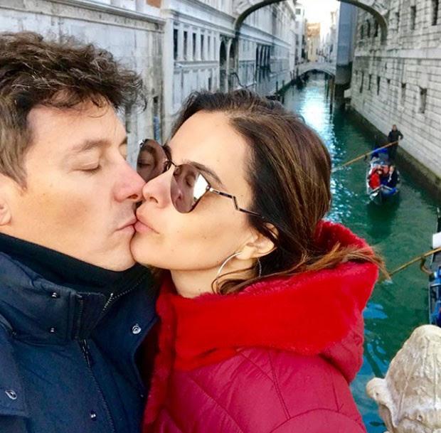 Rodrigo Faro e Vera Viel (Foto: Reprodução Instagram)