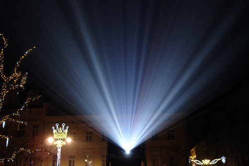 Krakow by night #11